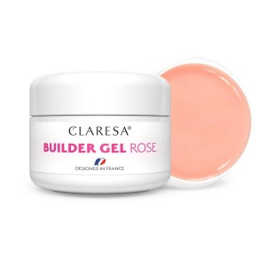 CLARESA BUILDER GEL ROSE -15 g