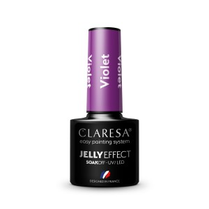 CLARESA JELLY VIOLET 5 ml